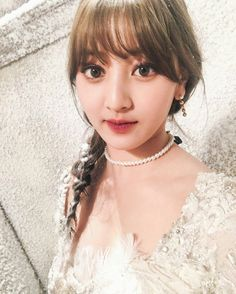 TWICE #Jihyo •Behind scene #TT MV