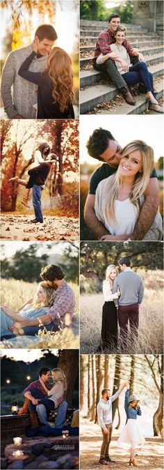 23 Creative Fall Engagement Photo Shoots Ideas I Should've Had Myself! – 23 Creative Fall Engagement Photo Shoots Ideas I Should've Had Myself! – 23 Creative Fall Engagement Photo Shoots Ideas I. Engagement Photo Poses, Engagement Couple, Engagement Shoots, Engagement Photography, Wedding Photography, Engagement Ideas, Country Engagement, Fall Engagment Photos, Family Engagement Pictures