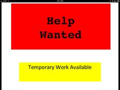 What are Temporary Employees?