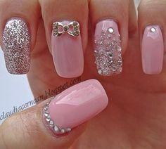20+Nail+designs+for+long+nails