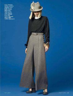 visual optimism; fashion editorials, shows, campaigns & more!: materia grigia: monika sawicka by timur celikdag for vanity fair italia 19th november 2014