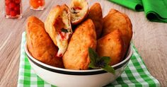 A tradicional receita italiana é saborosa, fácil de fazer uma opção diferente para o lanche da tarde