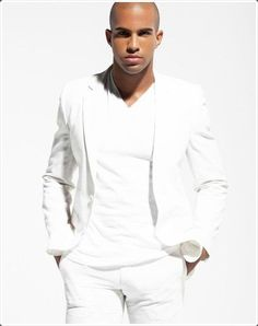 All White Party Outfit Ideas For Guys Picture All White Party Outfit Ideas For Guys. Here is All White Party Outfit Ideas For Guys Picture for you. All White Party Outfit Ideas For Guys men what to White Party Attire, All White Party Outfits, White Outfit For Men, White Summer Outfits, Casual Summer, White Pants Men, Traje Casual, White Suits, White Casual