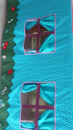 I made a tabletent for my niece en she loves it!