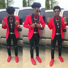New tomboy teens fashion …. New tomboy teens fashion …. Red Prom Suits For Guys, Homecoming Outfits For Guys, Homecoming Suits, Prom For Guys, Men Prom Outfits, Homecoming Proposal, Male Outfits, Prom Suit And Dress, Prom Dresses
