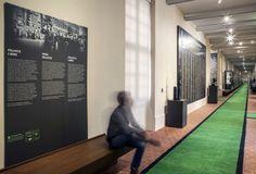 Musée de l'ordre de la Libération - Musée de l'Armée - Invalides - Paris. Signalétique - Signage ( CL DESIGN - Paris / London )