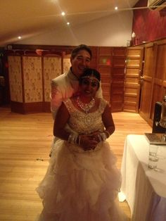 Congrats to Tamsmin & Allan on your marriage , wedding disco hosted by Big Al your perfect party host www.alsdiscokaraoke.co.uk
