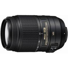 Nikon AF-S DX 55-300mm F4.5-5.6G VR Rp.3.700.000,- (bursa kamera prof)