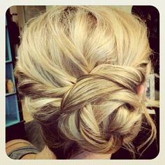 I think this is really easy, but I think it might be braided from both sides ... So idk