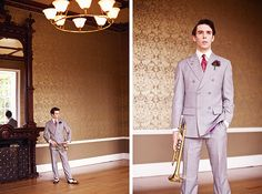 New Groom Style Shoot 1920's vintage wedding style shot at Nonsuch Mansion by Sarah Gawler London http://www.sarahgawler.co.uk/blog/new-groom-style-shoot-nonsuch-mansion/