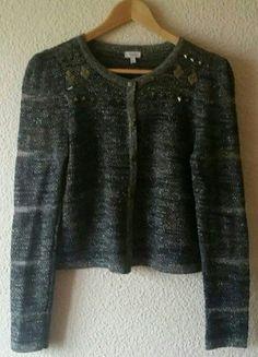 Compra mi artículo en #vinted http://www.vinted.es/ropa-de-mujer/jerseys/639714-jersey-gris-hoss