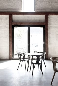 Showroom for &tradition / NORM Architects