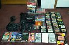 Sega Genesis Original Console And 29 Game Lot Toe jam and Earl x2 +more! - http://video-games.goshoppins.com/video-game-consoles/sega-genesis-original-console-and-29-game-lot-toe-jam-and-earl-x2-more/