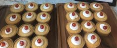 Vegan Cherry Bakewell Muffin Recipe / Healthy Foods Online Blog