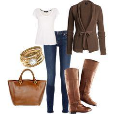 I love fall fashion