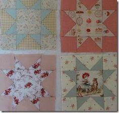 Stonefields quilt van Susan Smith gemaakt door  juudsquilts.blogspot.nl