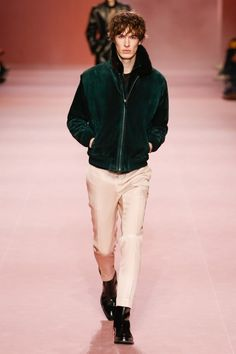Berluti   Menswear - Autumn 2018   Look 34
