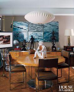 Квартира президента Estee Lauder Cos. Джона Демси | Дизайн интерьера, декор, архитектура, стили и о многое-многое другое
