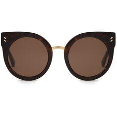 661a5f625a Stella McCartney Cat-eye acetate sunglasses (1