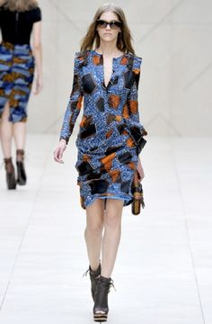 5a4a96ef49d Spring 2012 Ready-to-Wear Burberry Prorsum - Runway