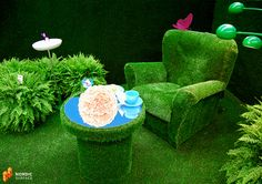 Artificial Grass Interior