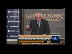Bernie Sanders Invokes FDR in Speech...