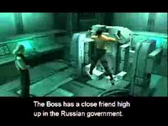 New World Order mentioned in 'Metal Gear Solid' (MGS 1998)