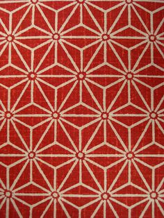 Japanese Asa-no-ha pattern | Neville Trickett @ flickr