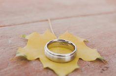 Beautiful Fall Wedding by Sara Byrne Photography