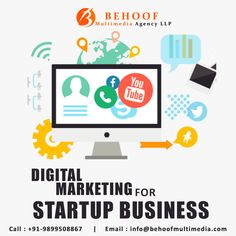 Behoof Multimedia is one of the leading Digital Marketing Companies in India today providing various digital marketing solutions to its customers. Marketing Companies, Content Marketing, Online Marketing, Social Media Marketing, Digital Marketing, Competitor Analysis, Start Up Business, Business Website, Seo Services
