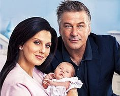 Alec Baldwin papà - Le Nuove Mamme