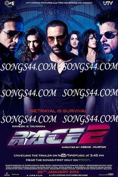 Party On My Mind Race 2 2013 Hindi Movie Mp3 Songs Download