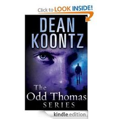 Dean Koontz's Odd Thomas 4-Book Bundle: Odd Thomas, Forever Odd, Brother Odd, Odd Hours