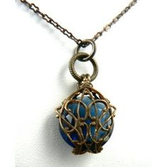 Light of Feanor Filigree Necklace Natural Brass Jewelry Inspired By Tolkien's Lord of the Rings and Silmarillion (Apparel)  http://www.lookees.com/file.php?p=B001L4VXZK