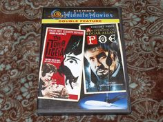 Tomb of Ligeia / Evening of Edgar Allan Poe (DVD, 2003) MGM Vincent Price Horror