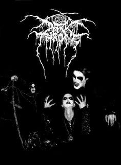 Darkthrone 'Unholy Black Metal'