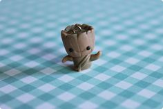 Baby Groot Charm by CuteTanpopo on Etsy
