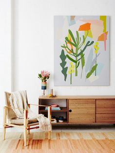 'Autumn is here' artwork by Leah Bartholomew. Styling -Noël Coughlan. Photo – Annette O'Brien.