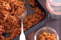 30 nej receptů s cuketami Vegetable Recipes, Vegetarian Recipes, Healthy Recipes, Tostadas, Czech Recipes, Ethnic Recipes, Healthy Cooking, Cooking Recipes, Liver And Onions