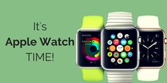 Check out the #applewatch #wearabletechnology and its benefits.