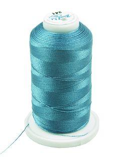M17 Sold by The Yard Style# 0038NL Color: Ocean Blue D/ÉCOPRO 3//8 Large Light Aqua Blue Color Decorative Cord