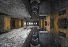 explore the imaginary spaces of architect   photographer cesar azcarate - designboom | architecture