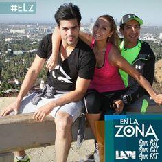 Watch moi today on 'En la Zona' on LATV.  6PM P/8PM C/9PM E #ELZ