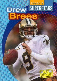 Profiles the life and accomplishments of the star quarterback who sent the New Orleans Saints to the Super Bowl in 2010.