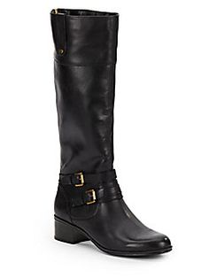 Cavendish Leather Tall Boots