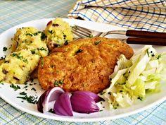 Dijonské kuřecí řízečky