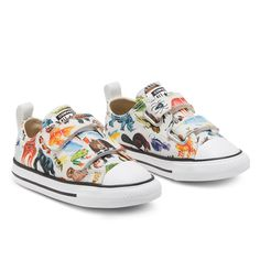 Converse INF Trainer 2V Science Class - Girls Footwear : Bambini - S21