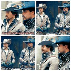 The Musketeers - 1x01 - Friends and Enemies <3