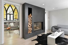 Chicago Church Converted into a Soaring Single-Family Home