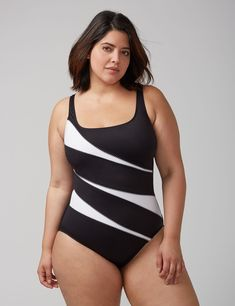 7984996f12 Helix One-Piece Swimsuit by MiracleSuit reg (original price